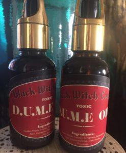 Black Magick Oils