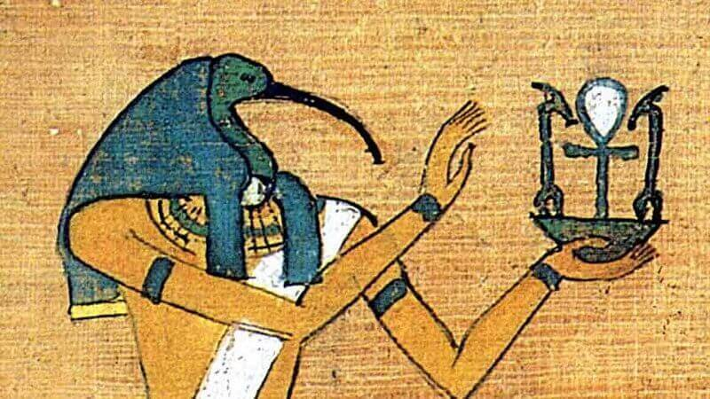 The Invocation of Thoth – Black Magic Witch