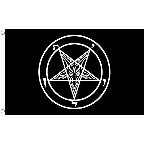 satanic altar cloth